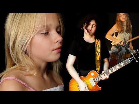 Stairway To Heaven (Led Zeppelin); Cover by Jadyn Rylee