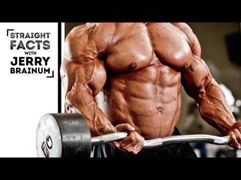 How To Get Max Gains If You're A Vegan Bodybuilder | Straight Facts With Jerry Brainum