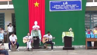 Tình thơ- sáng tác: Hoài An trường THPT Trần Văn Ơn 24-5-2014