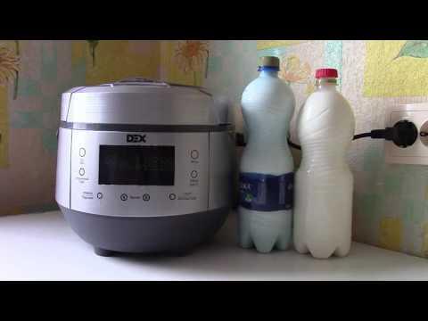 Пастеризация домашнего молока за 30 минут!