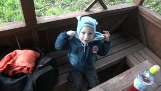 видео Кемпинг на Озернинском водохранилище