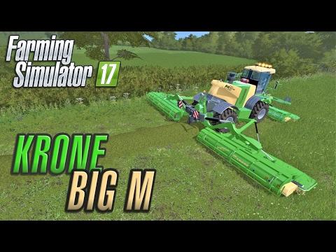 Farming Simulator 2017   KRONE BIG M   Coldborough Park Farm   Episode 14