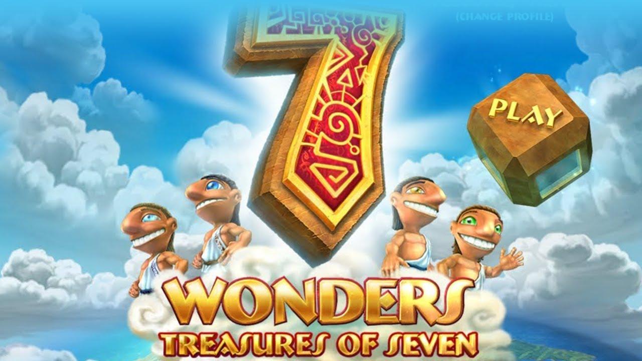 Play 7 Wonders: Treasures of Seven > Online Games | Big Fish