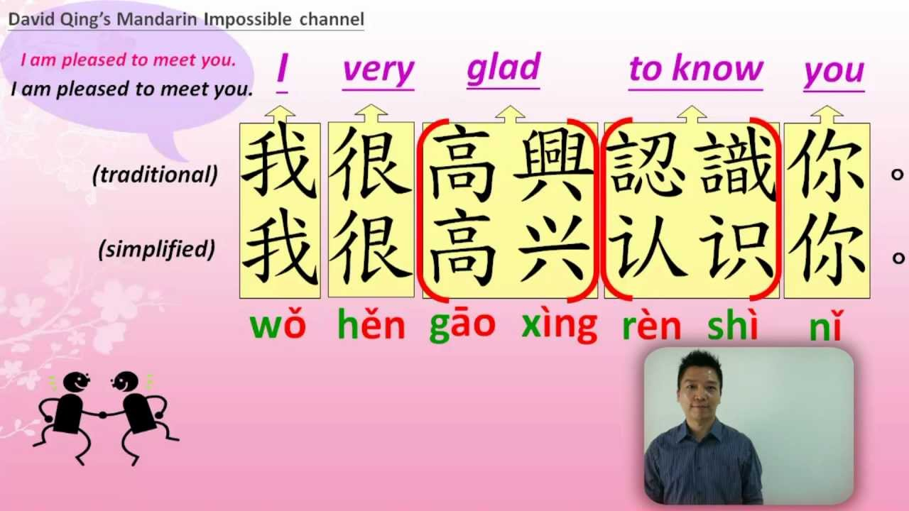 Is Mandarin Chinese impossible to learn?