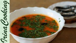 Томатный суп - рецепт | How to cook a tomato soup