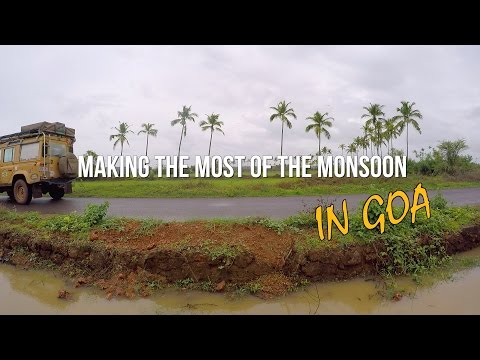 Making the most of the monsoon in Goa