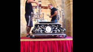 Ditta Colamesta-Bari : Restauro di Luminarie Processionali