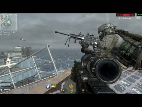 MW3 SURVIVAL BY PERSIANHERO (COOP OFFSHORE & SOLO BOARDWALK)