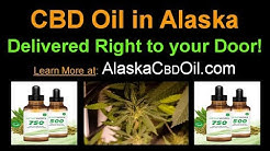 CBD Oil in Alaska - Delivered to You without a Prescription – 100% Organic Alaska CBD Oil