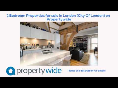 1 Bedroom Properties for sale in London (City Of London) on Propertywide
