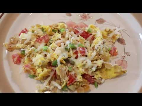 How to make Migas and Eggs