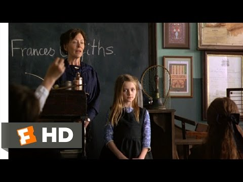 FairyTale: A True Story (1/10) Movie CLIP - The New Girl in Class (1997) HD