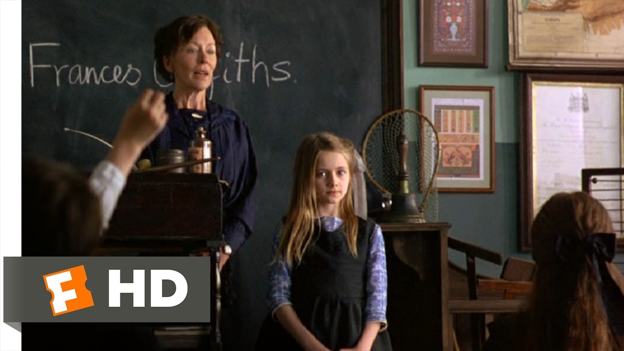 FairyTale: A True Story (1/10) Movie CLIP - The New Girl in Class ...