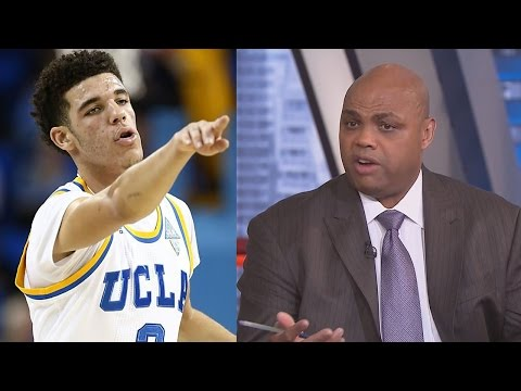 "Charles Barkley Says Lonzo Ball Being Better Than Steph Curry is ""CRAP"""
