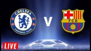 LIVE STREAM CHELSEA VS  BARCELONA 02/20/2017 (link below)