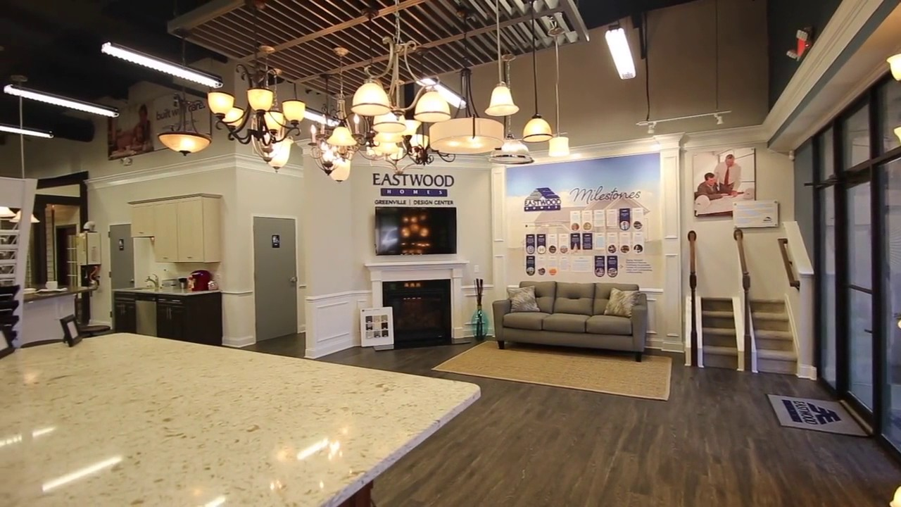 Greenville Design Center | Greenville, SC | Eastwood Homes - YouTube