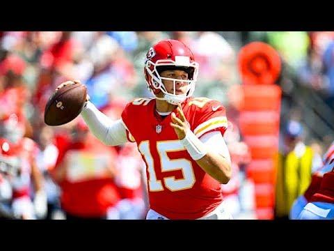 NBCS Boston's Tom Curran: Why Patrick Mahomes Is Your NFL MVP   The Dan Patrick Show   12/19/18
