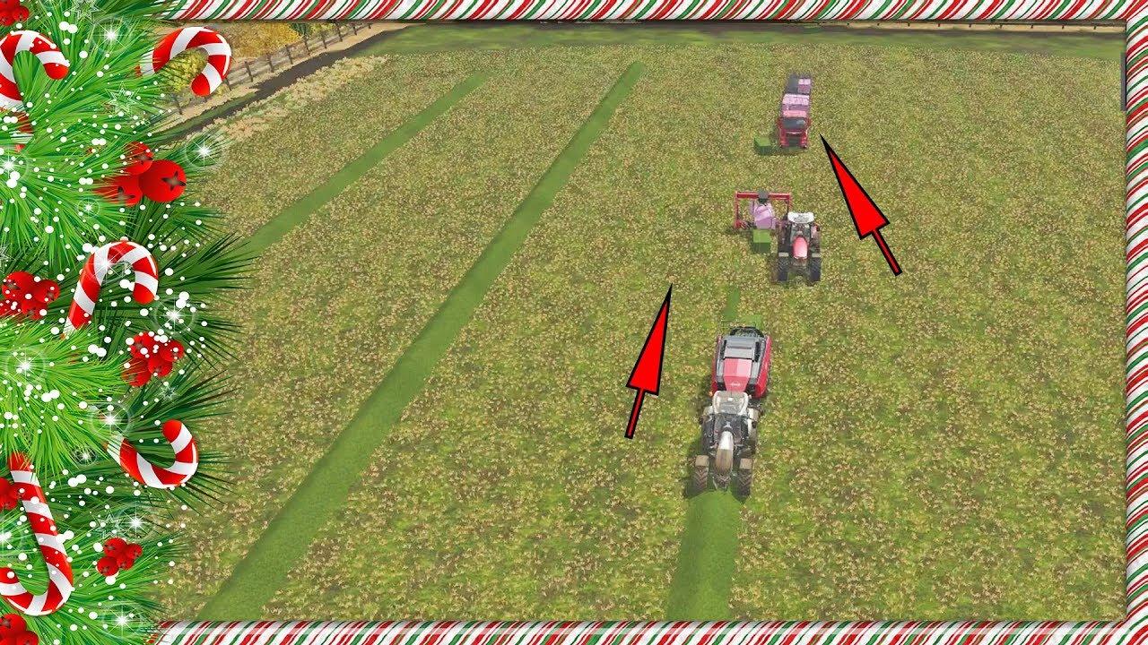 FARMING SIMULATOR 17 – WYDAJNY SPOSÓB NA TRAWĘ!