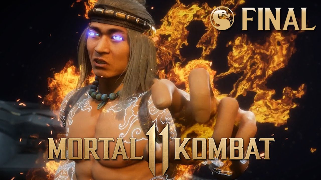 EL FIN DE LA ERA | MORTAL KOMBAT 11 FINAL