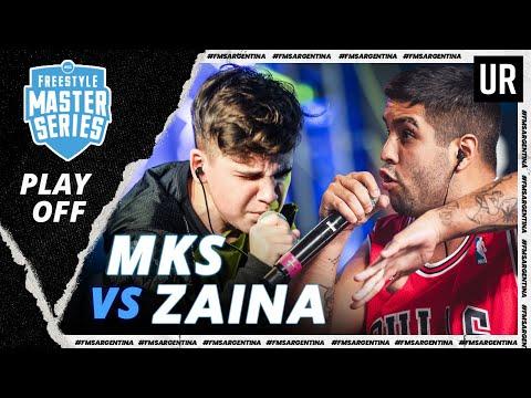 MKS vs ZAINA   #FMSARGENTINA - Play Off   Urban Roosters