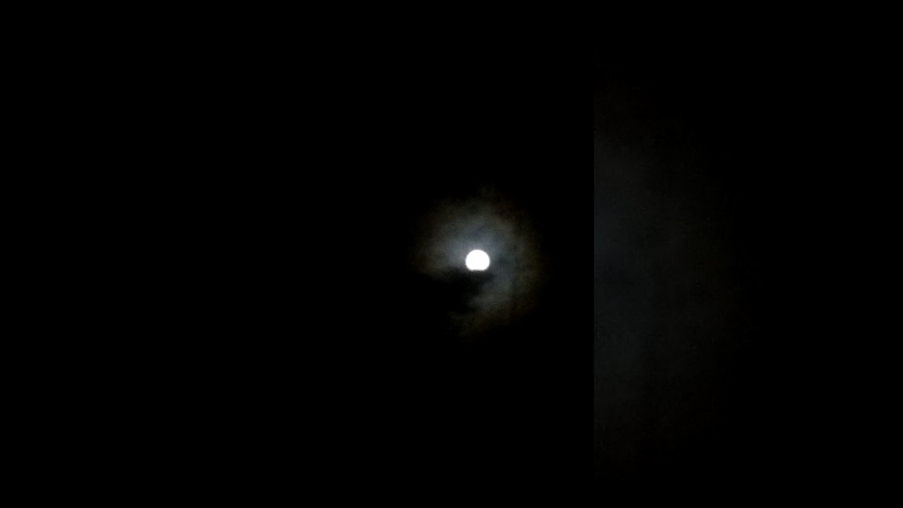 Lunar eclipse view from India Maharashtra