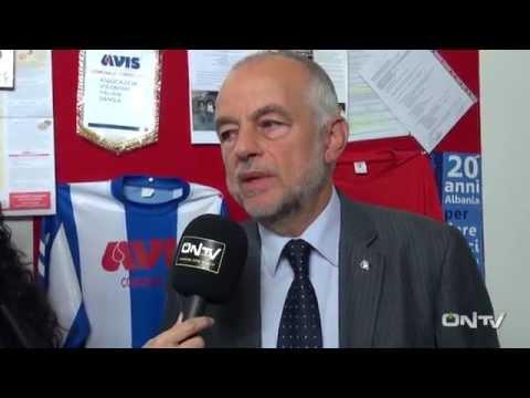 Avis Comunale Terni – il presidente Patrizio Fratini: donare sangue aiuta la prevenzione
