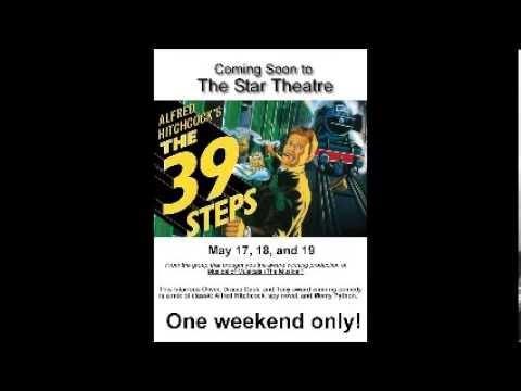 The 39 Steps  Original Music   Jitterbug Music