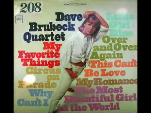 DAVE BRUBECK QUARTET MY FAVORITE THINGS 0