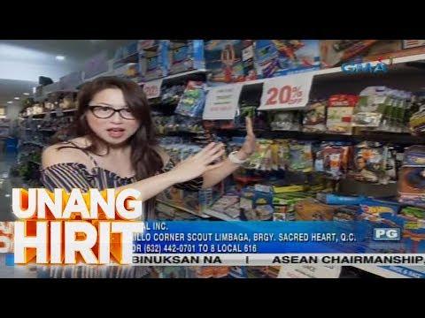 Unang Hirit: Sulit Warehouse Shopping for Christmas