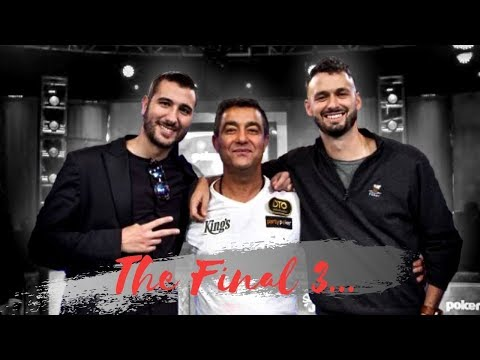 2019 World Series of Poker Main Event Final Day! - 동영상