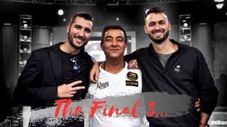 2019 World Series of Poker Main Event Final Day!