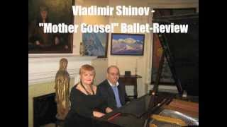 Mother Goose, ballet ,part 1/ composer- V. Shinov;  Piano Duo Porchkhidze& Shinov