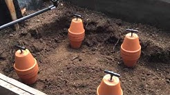 Save Water While Still Getting the Best Results by Installing Ollas in the Garden