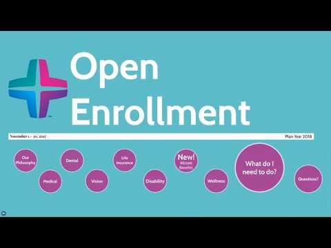 Ranir Open Enrollment - Plan Year 2018
