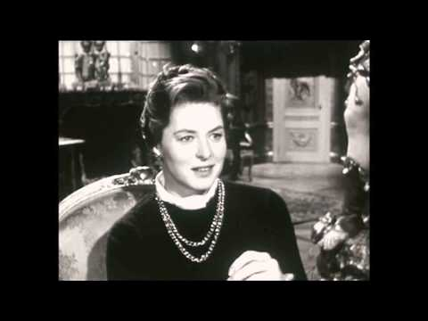 Ingrid Bergman - Interview (1960)