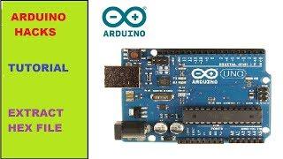 Locating arduino hex files | Arduino Hacks