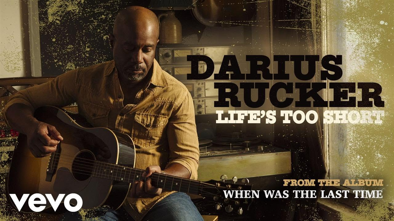 Darius Rucker - Life's Too Short (Audio)