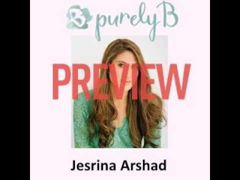 PreviewE12 - Entrepreneur and Founder Jesrina Arshad of [PurelyB.com] from Kuala Lumpur Malaysia.