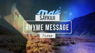 RHYMESSAGE - PUASA