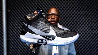 HANDS ON: Nike ADAPT BB Self-Lacing BAS...