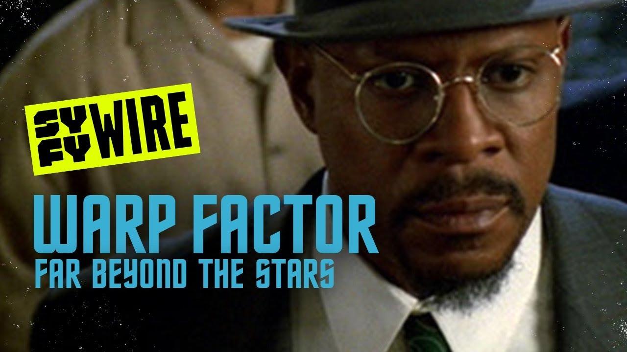 Download Revisiting Star Trek's Far Beyond The Stars   Warp Factor   SYFY WIRE