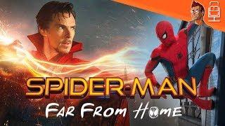 Doctor Strange Spider-Man Far From Home Major Update