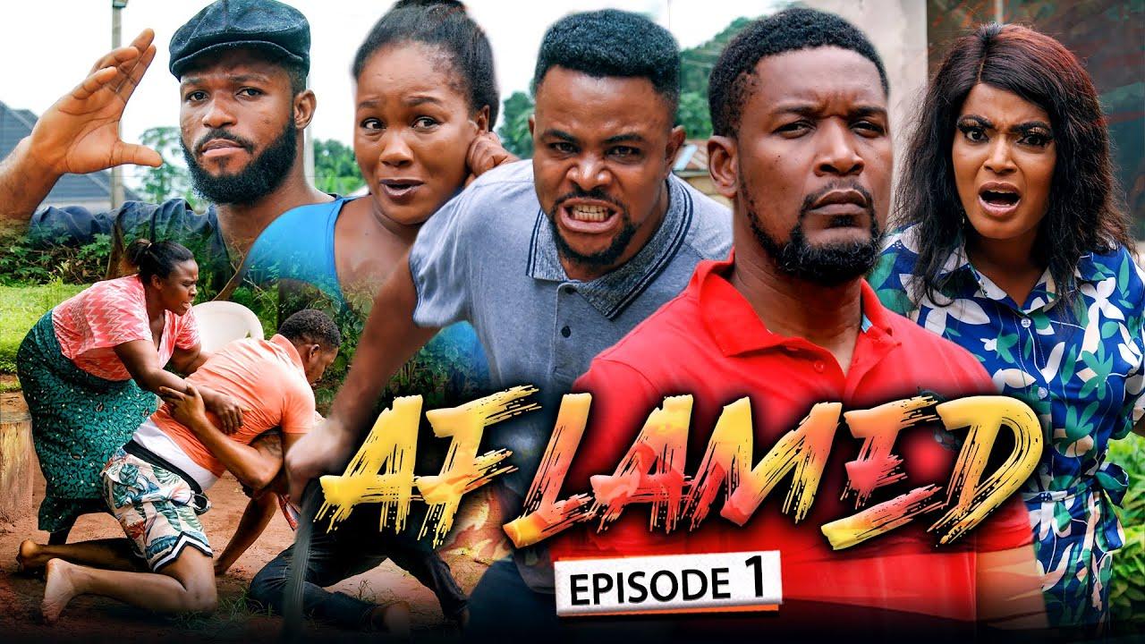 Download AFLAMED EPISODE 1 (New Movie) Wole Ojo & Darlington Chibuikem 2021 Trending Nigerian Nollywood Movie