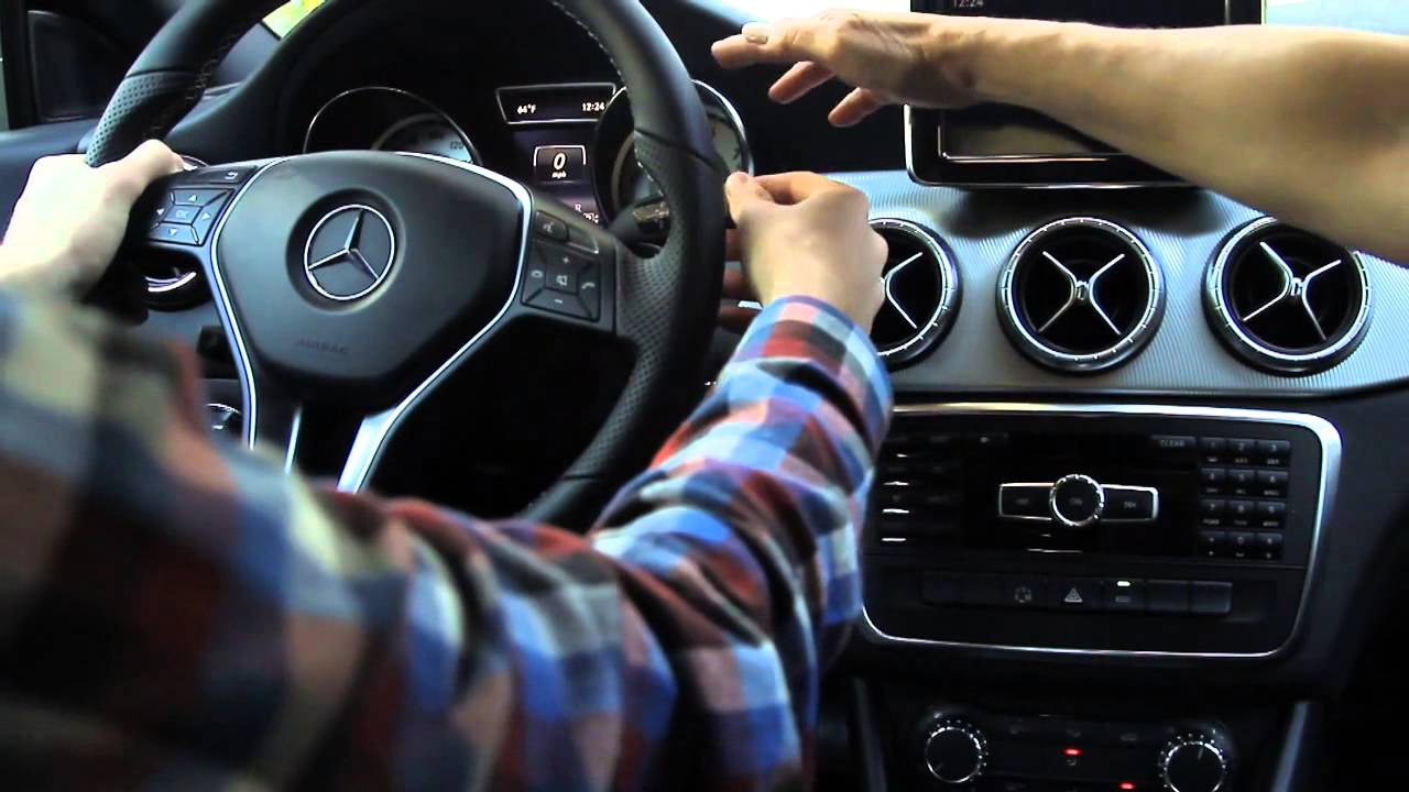 Perfect Los Angeles Driving School | Mercedes Benz Driving Academy