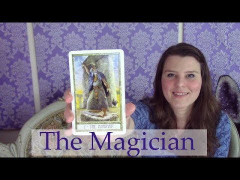 1 The Magician Tarot Card Meaning Upright & Reversed (Meaning of the Major  Arcana Cards)