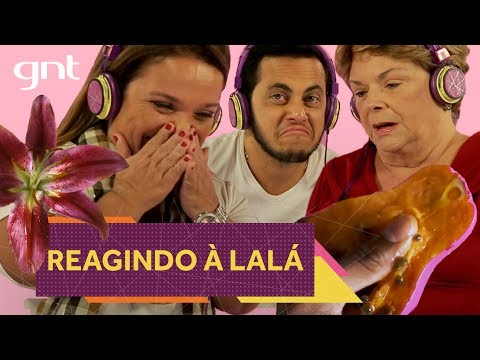 Me Lambe lá | Reagindo ao clipe Lalá | Karol Conka | Teia GNT