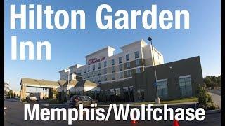 Hotel Review - Hilton Garden Inn Memphis Wolfchase Galleria
