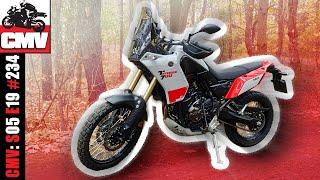 Yamaha Tenere 700 - Pierwsze wrażenia z jazdy - CMV#234