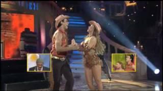México - Texmex - Segundo Campeonato Mundial de Baile (HD) 04/07/10