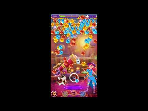 how to play bubble witch